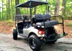 Asking$1000 Ez-Go TXT 2O17 electric golf cart for Sale in Tampa, FL