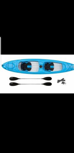 Kayak 2 people plastic kayak for Sale in Chelsea,  MA