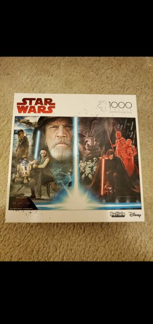 Star wars puzzle *New unopened for Sale in Haines City, FL