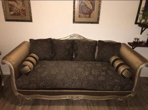 Sofa and love seat never used for Sale in Visalia, CA