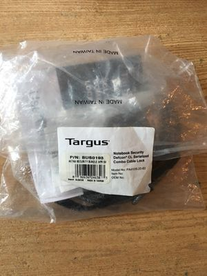Targus Notebook security for Sale in Littleton, CO