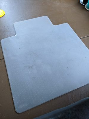 Chair mat in good condition for Sale in Aliso Viejo, CA