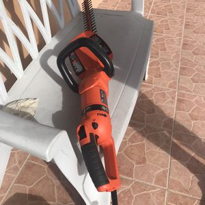 Black And Decker Trimer for Sale in Hollywood, FL