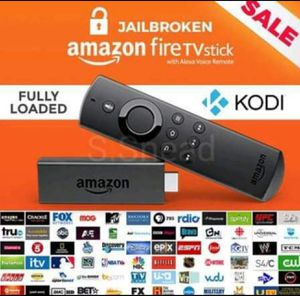 New Amazon Fire TV Stick - Loaded for Sale in North Olmsted, OH