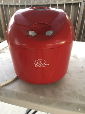 Bread maker Wolfgang puck for Sale in Santee, CA