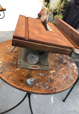 Sears & Roebuck mini table saw for Sale in Hialeah, FL
