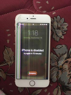 IPhone 6 s for Sale in Wichita, KS