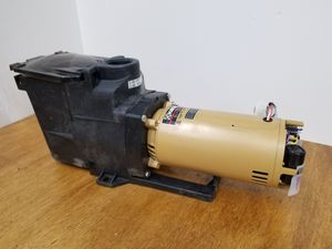 Hayward Super Pool Pump 2 HP SP2615X20 for Sale in Huntington Beach, CA