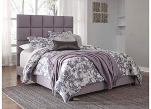 King bed headboard and frame for Sale in STUYVSNT PLZ, NY