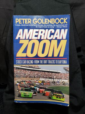 American Zoom stock car racing -the dirt tracks of Daytona . for Sale in Zanesville, OH