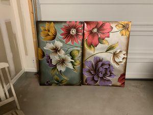 Floral canvases for Sale in Casa Grande, AZ