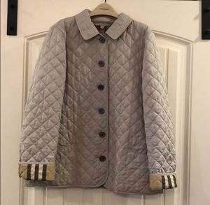 Burberry Brit Quilted Women's Jacket for Sale in Brentwood, CA
