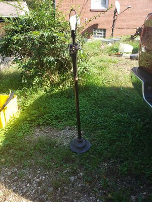 Tall floor lamp for Sale in Westminster, MD