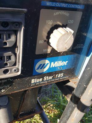 Miller blue star 185 welder generator $2200 obo for Sale in Belle Isle, FL