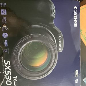 Canon Powershot SX530 HS Is On Sale for Sale in Peoria, IL