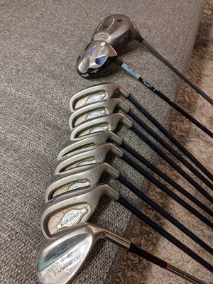 Ladies callaway golf clubs full set for Sale in Alexandria, VA