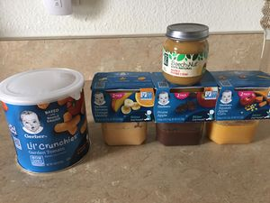 Free baby food for Sale in Tucson, AZ