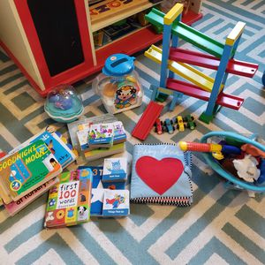 Baby toy lot for Sale in Chesapeake, VA
