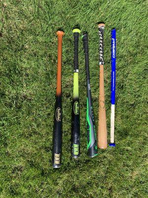 Baseball bats for Sale in Kirkland, WA