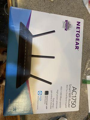 Netgear Nighthawk Ac1750 WiFi router for Sale in Lehi, UT