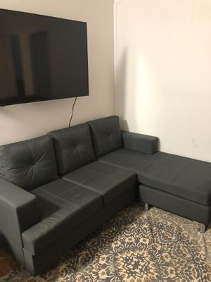 Brand New Grey Sectional Couch for Sale in New York, NY