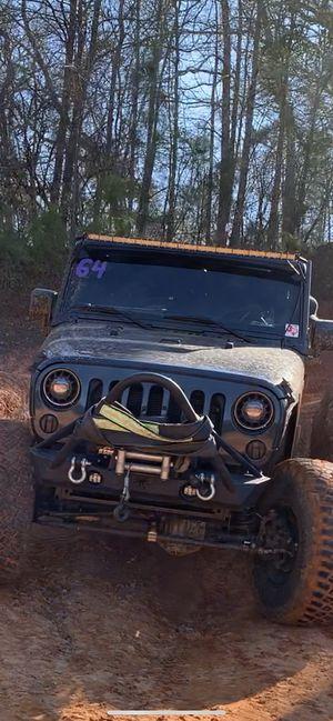 Poison Spyder jeep bumper. for Sale in Saginaw, TX