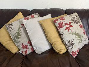 Solarium throw pillows for Sale in Scottsdale, AZ