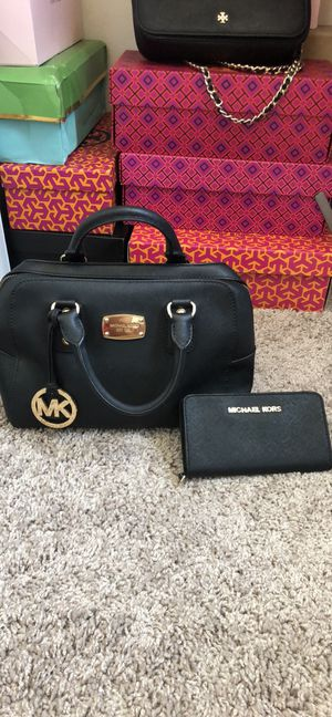 Mk handbag and a wallet for Sale in Palm Bay, FL