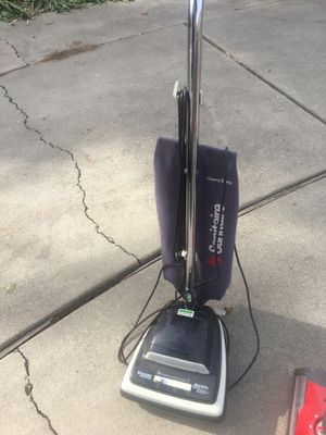 Sanitaire commercial vacuum for Sale in Stockton, CA