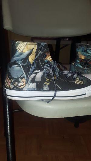 Batman Converse Men Size 8 for Sale in Tampa, FL