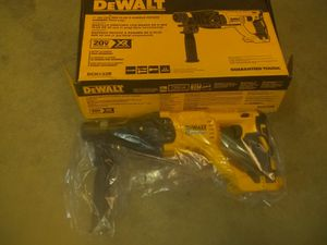 Dawalt hammer drill for Sale in Columbus, OH