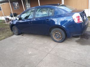 2007 nissan sentra. Trade for Toyota Tacoma or 4runner 4x4 for Sale in NEW PHILA, OH
