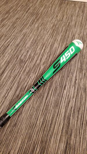 Easton S450, Model# YBB18S4508, 30in, 22oz, 2-5/8in dia, -8, USA for Sale in Irvine, CA