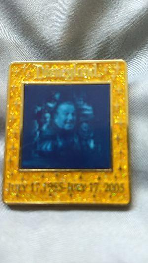 Disney pin of Walt for Sale in Santa Clara, CA