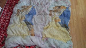Beauty and the beast blanket for Sale in Kingsley, MI