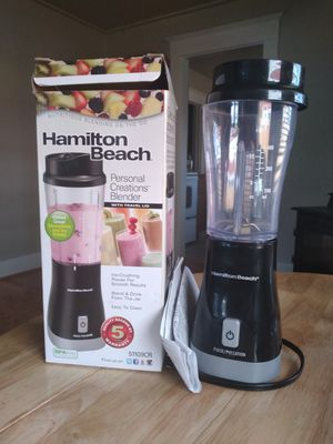 Hamilton beach blender Smoothies for Sale in Auburn, WA