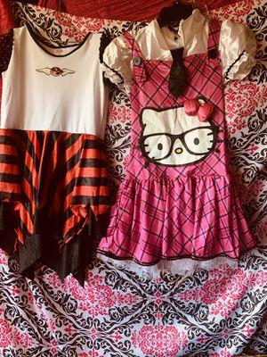 Girl's costume size 5 for Sale in Nuevo, CA