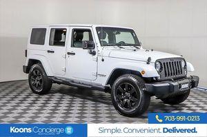 2014 Jeep Wrangler Unlimited for Sale in Vienna, VA