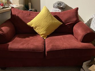 Red Couch for Sale in Richardson,  TX