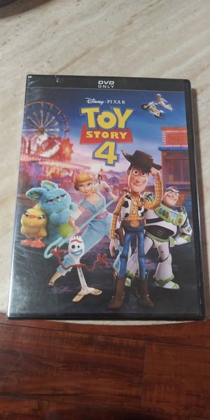 Toy Story 4 DVD Brand New for Sale in Tavares, FL