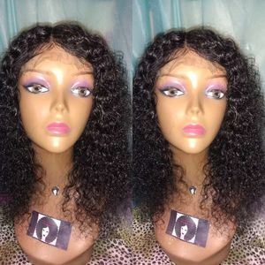 "14"" Bohemian Virgin Remy Human Hair wig for Sale in Coconut Creek, FL"