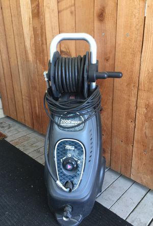 Task force 2000 max psi electric pressure washer for Sale in Beaverton, OR