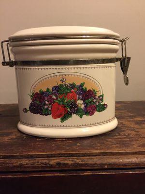 Knott's Berry Farm Ceramic Canister for Sale in Philadelphia, PA
