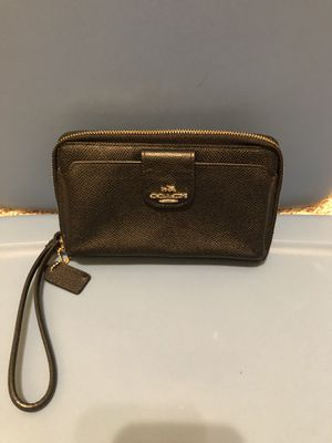 Coach Wallet for Sale in Shorewood, IL