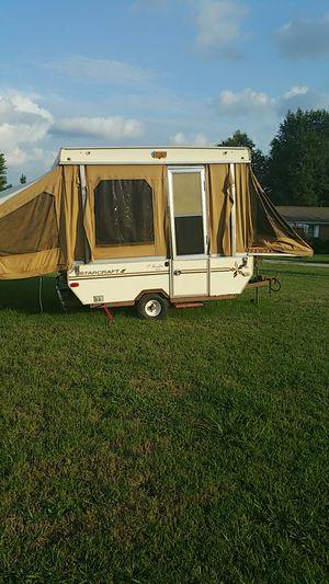 Vintage Starcraft Pop Up Camper for Sale in Whitsett, NC