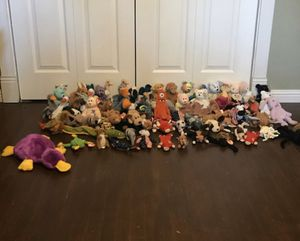Beanie babies 70 for Sale in Riverside, CA