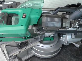 Metabo Hbt Compound Mitre Saw for Sale in Leesburg,  FL
