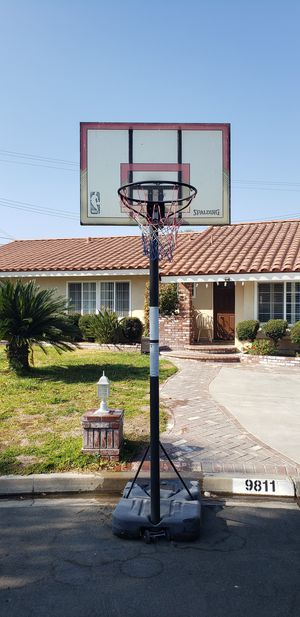 Basketball Court Hoop for Sale in Anaheim, CA