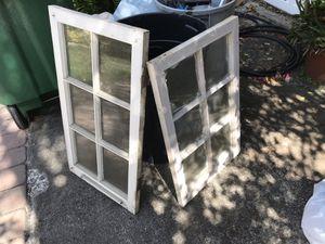 Antique Vintage 1920's casement Windows for Sale in Winter Park, FL