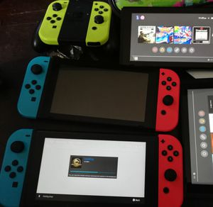 Nintendo switch games M.0.D.S not selling the switch please read for Sale in Santa Ana, CA